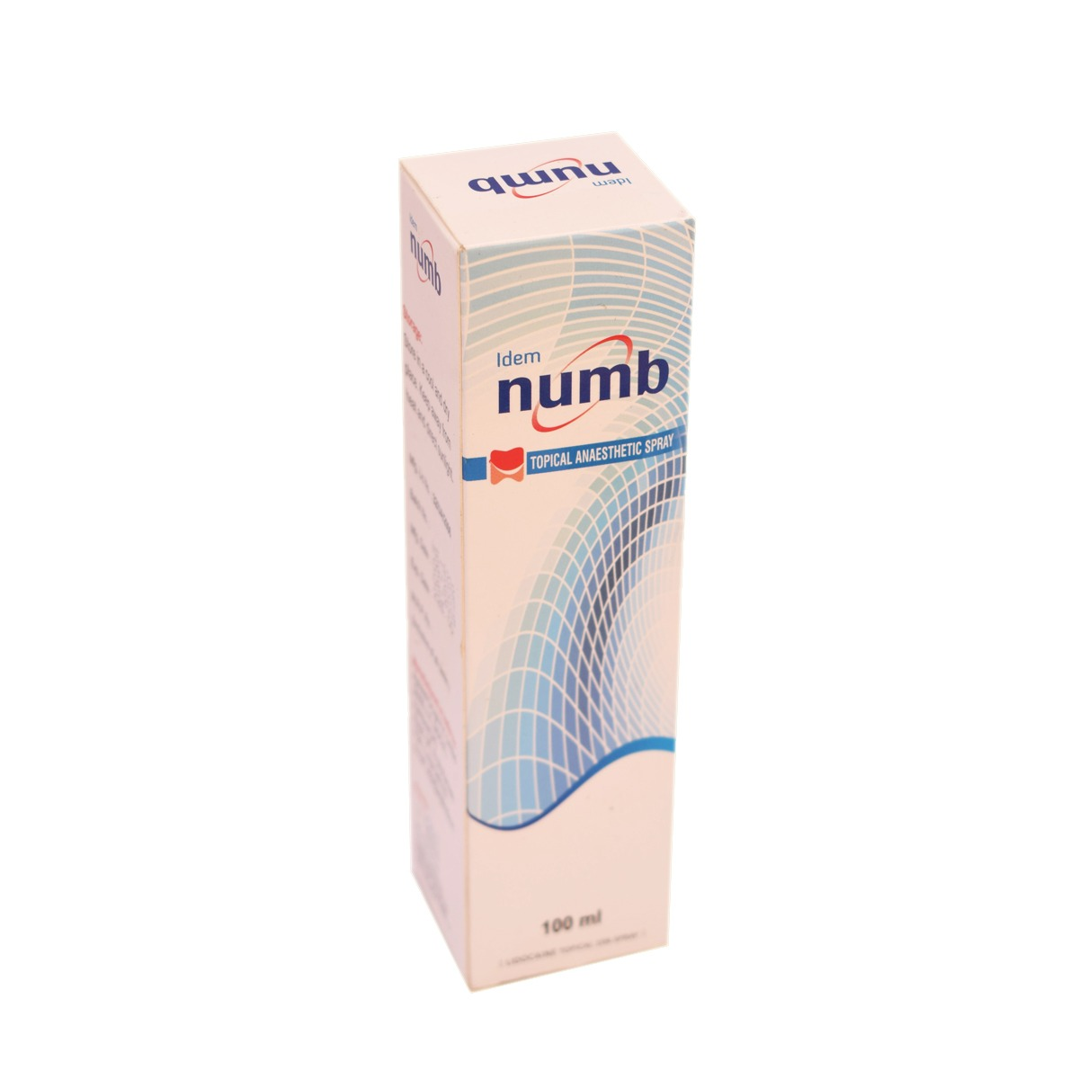 numb spray