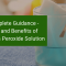 A Complete Guidance – Usage and Benefits of Hydrogen Peroxide Solution