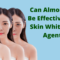 Can Almond Oil Be Effective As A Skin Whitening Agent?