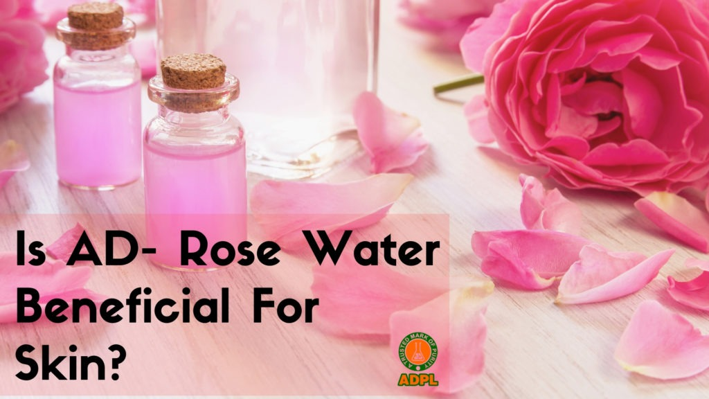 AD Rose Water